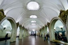 Metro, Moskau, Paveletskaya