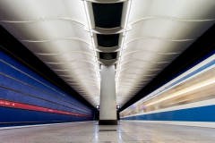 Am Hart, Metro, München