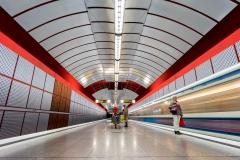 Kreillerstrasse, Metro, München