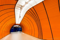 Marienplatz, Metro, München
