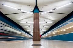 Metro, Milbertshofen, München