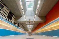 Metro, München, Oberwiesenfeld