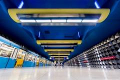 Metro, München, Olympia Einkaufszentrum