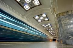 Kirovkiy zavod, Metro, St. Petersburg