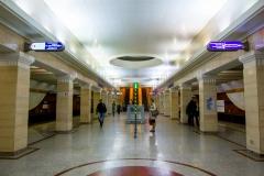 Metro, Sportivnaya, St. Petersburg-3